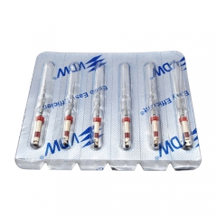 6PCS/Pack Dental VDW RECIPROC Sterille File Endo M-WIRE NITI-FILES