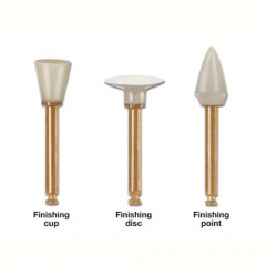 Dentsply Enhance Polishing Finishing Point Cup Disc for Composite 10 Pcs/Set