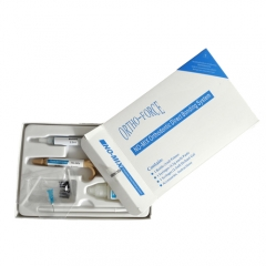 Dental Orthodontic Direct Bonding System No-mix Mini Kit Adhensive Resin Paste