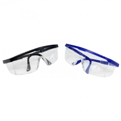 Protect Eye Safety Goggle Dental Anti-Fog Curing Light Glasses Frame Adjustment Black Blue