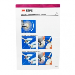 3M ESPE Sof-lex  Dental Diamond Polishing System Pre-polishing Sprial