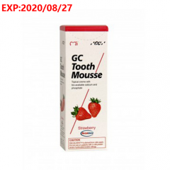GC Tooth Mousse 1x 40g (35ml.) Recaldent -Strawberry