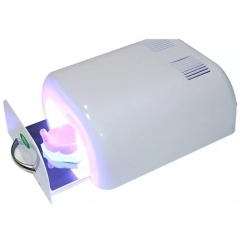 Dental Impression Material Light Curing Machine Tray UV Lamp